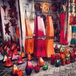 Morocco full of colors