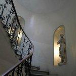 Bela escadaria