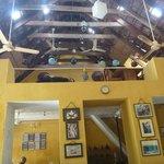 intérieur salle en haut