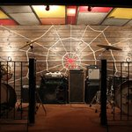 Spider Stage, Casbah Coffee Club