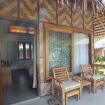 Notre bungalow avec terrasse privée vue mer