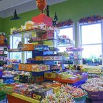 youcan find some old fashion candies, here
