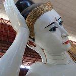 Bouddha couché de Chauk Htat Gyi