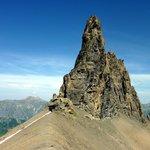 Das Tschingellochtighorn, keine zwei Wanderstunden oberhalb der Engstligenalp