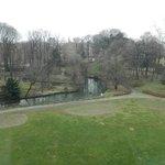 Парк в поместье Наполеона