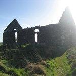 Cloncha Church & St Buadan'S Cross