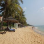 Beach at Saigon Phuquoc Resort