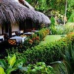 Le restaurant - terrasse