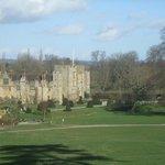 Beautiful grounds & castle