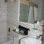 salle de bains petite