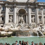 Trevi Fountain - Threw in a Coin - Plan to Return!