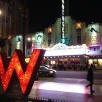 Hollywood Blvd - Across from the Pantages Theater
