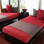 spa/ day beds