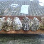 Des huîtres à la texture et au goût incroyables...