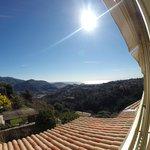 vue panoramique du restaurent