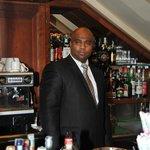 il barman molto professinale