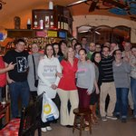Great team, great pub, great party!