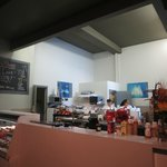 Poor food service area