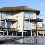 Suites y lofts con vista al mar