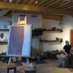В мастерской Рембрандта