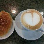 завтрак. кофе -супер