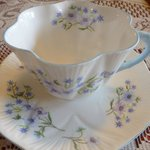 Ask Annette about her collection of fine china tea cups and saucers.