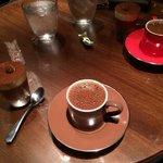 Tyrkisk kaffe. Nydelig.