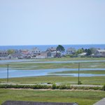 View From Balcony-R.Carlson Wildlife Refuge/Atlantic Ocean