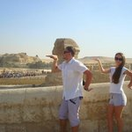 cairo pyramids & sphinx