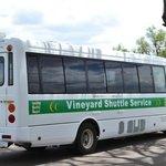 Vineyard Shuttle Bus