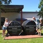 McGuigan's Winery - Hunter Valley 2014