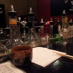 sake and menu