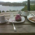 Punto Panorámico Bariloche: Brownie y Wafle
