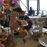 High Tea tiers