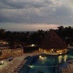 Ocean Room View - evening