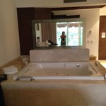 In room Jacuzzi - loved!!