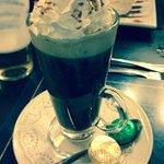 Napoleon (brandy) coffee
