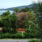 View from balcony towards Kamala Beach