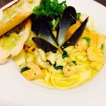 Seafood PastA :)