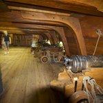 cannon deck