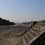 Teotihuacan - Visit Early! Less Crowded.