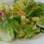 A Plain Non-Italian Salad