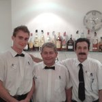 bar staff and sandwich makers