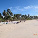 Praia incrível
