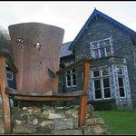 The High Chair at Bryn Gwynant