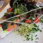 Canelloni de tomate à la ricotta