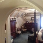 Another view of the bedroom area