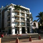 Hotel from the Malecon