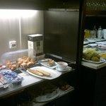 Spartan brekfast buffet