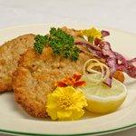 Crispy Fresh Veal Schnitzels